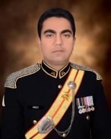Lt Col Anees Ur Rehman